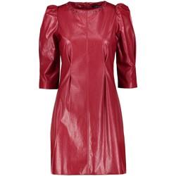 tekstylia Damskie Sukienki krótkie Gaudi 121BD18001 Czerwony