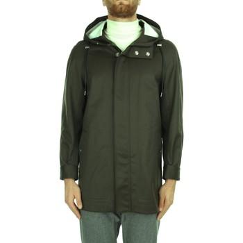 tekstylia Męskie Kurtki wiatrówki Mackintosh MARGIE GMH-1020 TC03 Zielony
