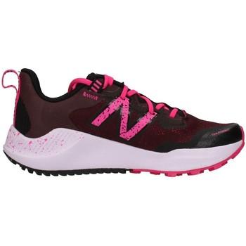 Buty Dziewczynka Trampki niskie New Balance YPNTRBP4 Różowy