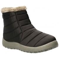 Buty Dziewczynka Śniegowce Luna Collection 58588 czarny