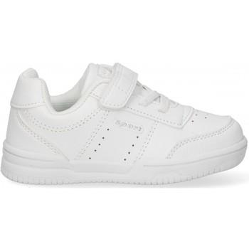 Buty Dziewczynka Trampki niskie Bubble 58936 biały
