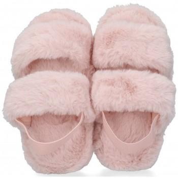 Buty Dziewczynka Obuwie domowe Luna Collection 60419 różowy