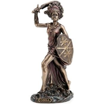 Dom Statuetki i figurki  Signes Grimalt Figura Orisha Obba. Crudo