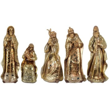 Dom Dekoracje bożonarodzeniowe  Signes Grimalt Narodziny Jezusa 5 Jednostek Dorado