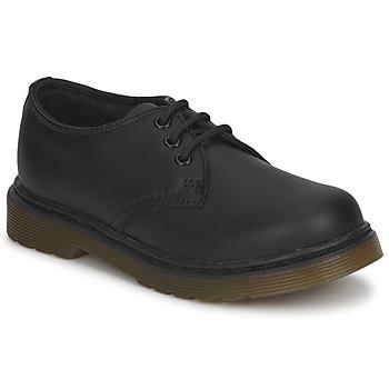 Buty Dziecko Derby Dr Martens Dm J Shoe Czarny