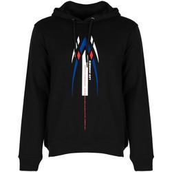 tekstylia Męskie Bluzy Les Hommes  Czarny