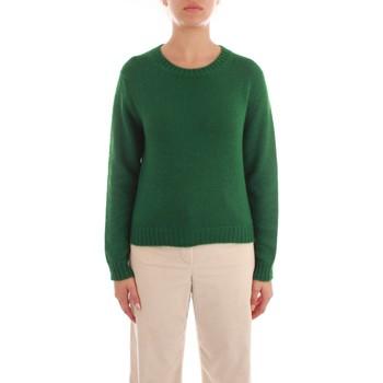 tekstylia Damskie Swetry Max Mara FREDDY Zielony