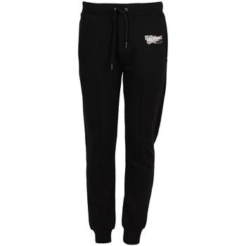 tekstylia Męskie Spodnie dresowe Les Hommes  Czarny