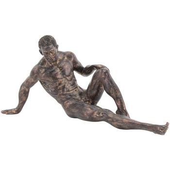 Dom Statuetki i figurki  Signes Grimalt Postać Mężczyzna Siedzi Gris