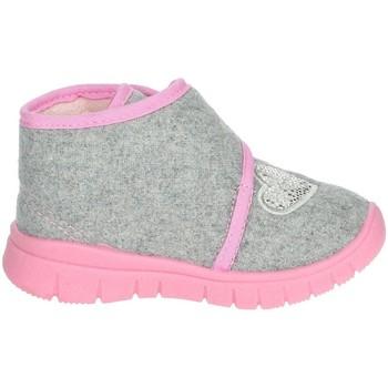 Buty Dziewczynka Kapcie niemowlęce Grunland PA0606-48 'Szary