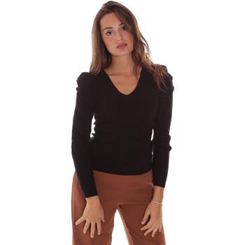 tekstylia Damskie Swetry Fracomina FR21WT7060K45901 Czarny