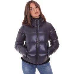 tekstylia Damskie Kurtki pikowane Refrigiwear RW0W05800NY0183 Niebieski