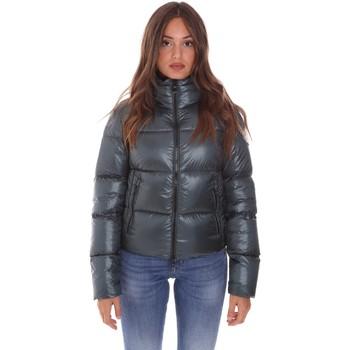 tekstylia Damskie Kurtki pikowane Refrigiwear RW0W05800NY0183 Zielony