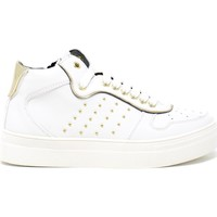 Buty Dziecko Trampki niskie 4us 4U-062 Biały