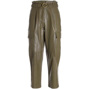 tekstylia Damskie Krótkie spodnie Fracomina F321WV5001E40201 Zielony