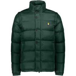 tekstylia Męskie Kurtki pikowane Ciesse Piumini 214CPMJ21496 N3F11D Zielony