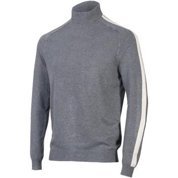 tekstylia Męskie Swetry Antony Morato MMSW01242 YA500002 Szary