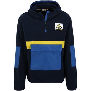 tekstylia Męskie Bluzy Fila 688952 Niebieski