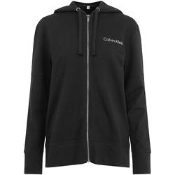 tekstylia Damskie Bluzy Calvin Klein Jeans 000QS6759E Czarny