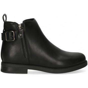 Buty Dziewczynka Low boots Bubble 58922 czarny