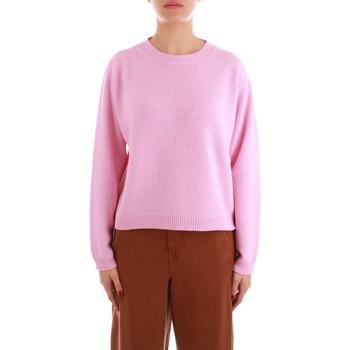 tekstylia Damskie Swetry Iblues ARAL Różowy