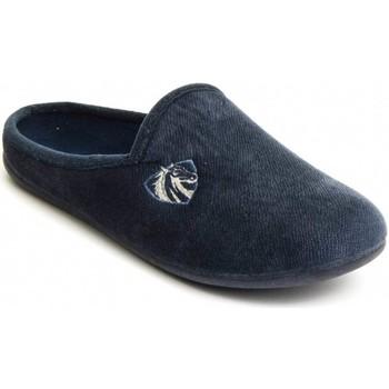 Buty Męskie Obuwie domowe Northome 71803 BLUE