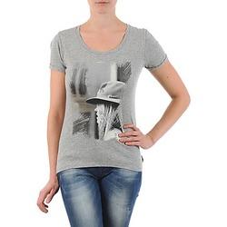 tekstylia Damskie T-shirty z krótkim rękawem School Rag TORI Szary