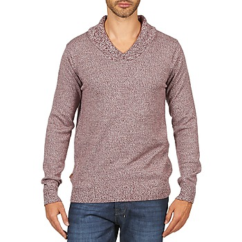 Swetry Kulte PULL CHARLES 101823 ROUGE