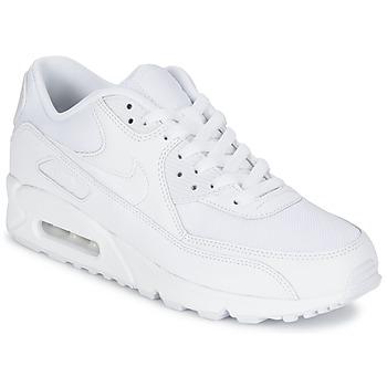 Buty Męskie Trampki niskie Nike AIR MAX 90 ESSENTIAL Biały