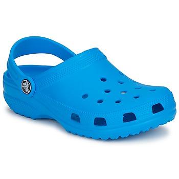 Buty Dziecko Chodaki Crocs CLASSIC CLOG KIDS Niebieski