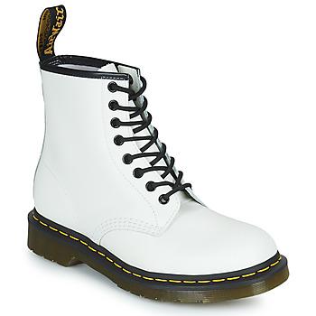 Buty Buty za kostkę Dr Martens 1460 Biały