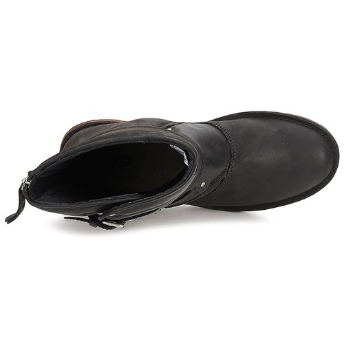 TATUM  UGG  buty za kostkę  damskie  czarny