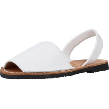 Buty Męskie Sandały Ria 20002 Biały