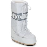 Buty Damskie Śniegowce Moon Boot CLASSIC Biały / Srebrny