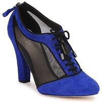 Buty Damskie Low boots Bourne PHEOBE Blue