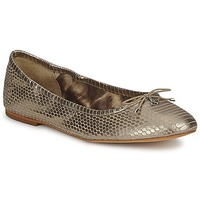 Buty Damskie Baleriny Sam Edelman FELICIA Light / Gold / Metal / Snake