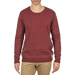 tekstylia Męskie Swetry Suit PERRY BORDEAUX