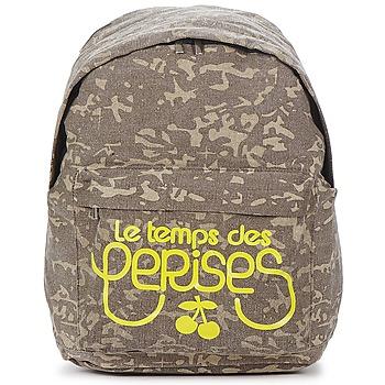 Torby Damskie Plecaki Le Temps des Cerises HUNTER 1 KAKI