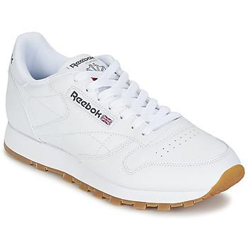 Buty Trampki niskie Reebok Classic CLASSIC LEATHER Biały