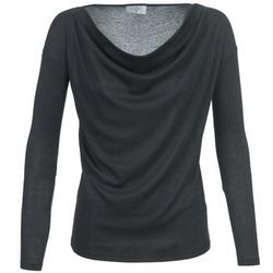 tekstylia Damskie T-shirty z długim rękawem Casual Attitude DELINDA Czarny