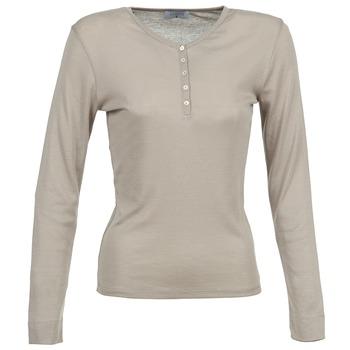 tekstylia Damskie T-shirty z długim rękawem Casual Attitude DORINE TAUPE