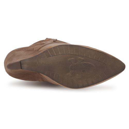 Koah Liberty Taupe - Bezpłatna Dostawa- Buty Za Kostkę Damskie 39450 Najniższa Cena