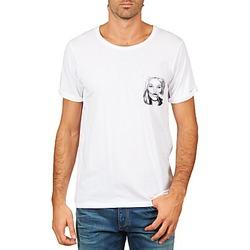 tekstylia Męskie T-shirty z krótkim rękawem Eleven Paris KMPOCK MEN Biały