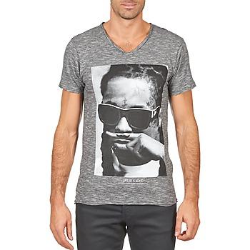 tekstylia Męskie T-shirty z krótkim rękawem Eleven Paris LILY M MEN Szary