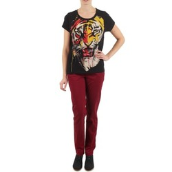tekstylia Damskie Chinos Eleven Paris PANDORE WOMEN Bordeaux