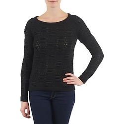 tekstylia Damskie Swetry Eleven Paris TAPPLE WOMEN Czarny