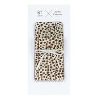 Dodatki Damskie Języki do butów  Betty London LANGUETTE DEOPAR Leopard