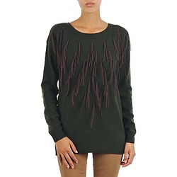 Swetry Vero Moda SEATTLE LS FRILL BLOUSE