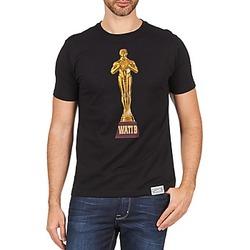 tekstylia Męskie T-shirty z krótkim rękawem Wati B TSOSCAR Czarny
