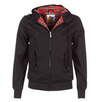 Kurtki krótkie Harrington HARRINGTON HOODED